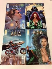 Aria 1 2 3 4 Blanc & Noir Angela Soul Market 23 issues collection