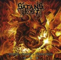 Satans Host - Power Purity Perfection 999 (NEW CD)
