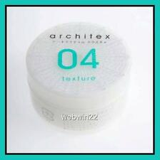 architex texture 04 hair mud clay paste gel 85ml molding styling Japan finish