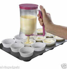 Cupcake Pancake Batter Dispenser Muffin Helper Mix Pastry Baking Tool