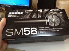 Shure SM58-LC Studio Recording Equipment Vocal Microphone Cardioid Audio Mic