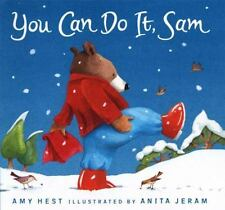 You Can Do It, Sam - Good - Hest, Amy - Hardcover