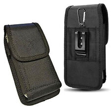 Business Waist Card Wallet pocket belt pouch Black Bag Case Cover For Cell Phone
