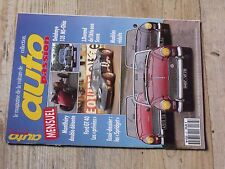 $$$ Revue Auto passion N°67 Ford GT 40 priveesMontlherySpridgetJ Durand