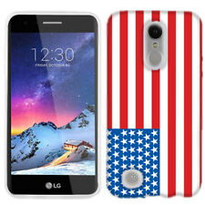 For LG Tribute Dynasty American Flag Case Skin Cover
