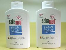 sebamed Duschgel Frische Dusche 2 x 400 ml  (EUR 16,13 / L)