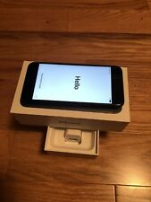 Apple iPhone 7 - 128GB - Black (Unlocked) Smartphone w/ original box+accesories