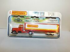 MATCHBOX S/F 900 SERIES TWO PACK NO.TP-24-A CONTAINER TRUCK 'MATCHBOX'MI PACKAGE