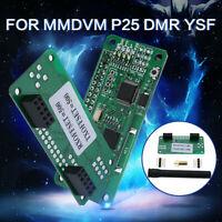 New MMDVM Hotspot Pi-star Support P-25 DMR YSF & Antenna Fit For Raspberry Pi
