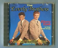 The Everly Brothers cd EBONY EYES & other great songs © 1989 CeDe Int. #  66110