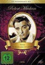 DOPPEL-DVD NEU/OVP - Ein Wiedersehen mit Robert Mitchum - Verfolgt u.a.