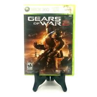 Gears Of War 2 Microsoft Xbox 360 Exclusive Epic Games Multiplayer 2008