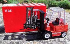 Nzg 1/25 Diecast # 173 o & K V25 Autoelevador unused/boxed