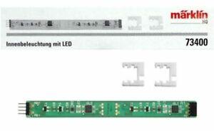 NEW MARKLIN 73400 HO GAUGE STANDARD INTERIOR LIGHTING KIT INNENBELEUCHTUNG LEDs