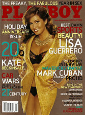 US-Playboy Januar/01/2006   LISA GUERRERO*