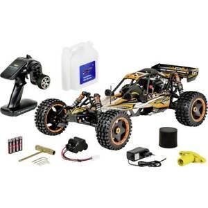 Carson Modellsport Wild GP Attack 1:5 RC Modellauto Benzin Buggy Heckantrieb