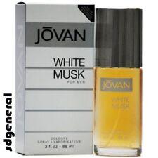 JOVAN WHITE MUSK BY JOVAN MUSK 3.0 oz / Eau de Cologne New in Box NIB