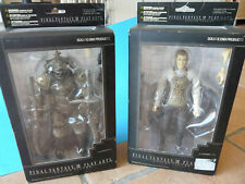 FINAL FANTASY. XII PLAY ARTS - SQUARE ENIX PRODUCTS (2 figures)