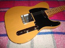 2017 Fender Standard Series Telecaster  Butterscotch  MINT