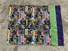 "Star Wars Comics Handmade Pillowcase Bedding 25"" x 18"" Kids Teens 4"