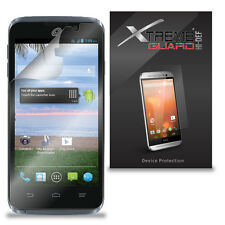 6-Pack Clear HD XtremeGuard HI-DEF Screen Protector Cover For ZTE Rapido LTE