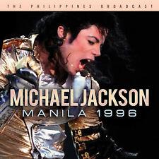 MICHAEL JACKSON New Sealed 2020 LIVE 1996 MANILA CONCERT CD