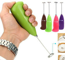Coffee Frother Cream Foamer Cappucino Latte Maker Hand Mixer Shake Blender Eforc