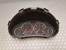 Peugeot 206 CC 1.6 Petrol Speedo Clocks Cluster 9648838780