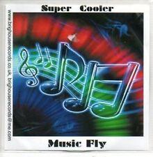 (AP71) Super Cooler, Music Fly - DJ CD