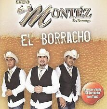 New: Grupo Montez De Durango: Borracho  Audio CD
