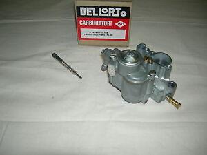 CARBURATORE DELL'ORTO SI 20-20 D MIX PER PIAGGIO VESPA PX 125 CODICE 585