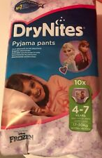 Non-Vintage European imported Goodnites Pull-Ups Diapers Frozen Themed