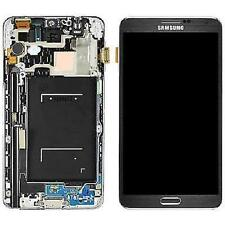 DISPLAY+TOUCH SCREEN +FRAME SAMSUNG GALAXY NOTE 3 SM-N9005 NERO VETRO GRIGIO