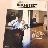 Architect Magazine Great Job Search February 2009 070217nonrh