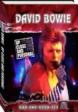 David Bowie up Close and Personal - DVD Region 2