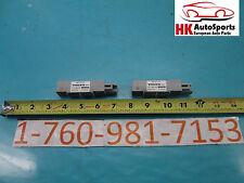 VOLVO S60 S80 V70 XC70 FRONT AIRBAG IMPACT SENSOR SET OF 2 9452777 ORIGINAL OEM