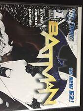 Batman #1 Scott Snyder 1:200 Black and White (Sketch) Variant