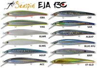 ARTIFICIALE SPINNING EJA 130 SF SEASPIN MINNOW LURE ESCA PESCA MARE SEÑUELO