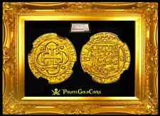 "SPAIN 1 ESCUDO NGC 63 MS ~ 1516-1556 ""CARLOS & JOHANNA"" GOLD COB DOUBLOON COIN!"