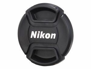 NIKON LC-72 lens cap for 72mm filter thread centre pinch style (UK Stock) BNIP