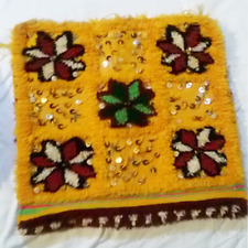 cushion for berber women  traditional-hand-made-Moroccan-Atlantic
