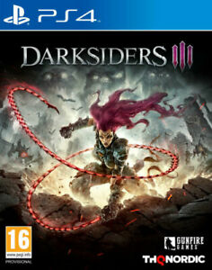Darksiders III 3  (Playstation 4 PS4) BRAND NEW & SEALED