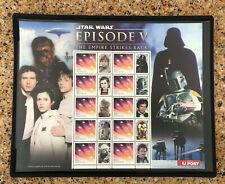 2012 Australia Star Wars Episode V The Empire Strikes Back Sheet Mnh