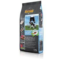 Hunde Trockenfutter - Junior Lamb mit Lamm und Reis 1kg - Belcando Hundefutter