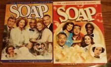 Soap - Complete Seasons 1 & 2 (Dvd, 6 Disk Set) Free Shipping