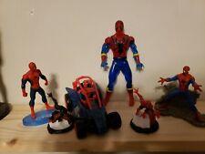 Marvel Spiderman Action Figures Lot