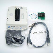 TOP3100 USB Universal Programmer EPROM BIOS MCU PLD Flash PIC STC SST WIN10 Test