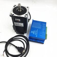 NEMA34 Hybrid Servo Stepper Motor Drive Kit 12NM 2ph 86J18156EC-1000+2HSS86H