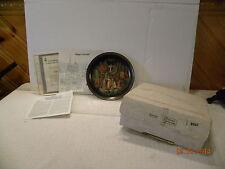 1989 Tianex Tsar Saltan Russian Folk Legend Collector Plate #6 Of Series