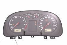 VW Golf 4 Tacho Tachometer Kombiinstrument 190.000km 1J0919860 1,4 16V 75PS 55kw